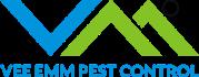 VEE EMM Pest Control Logo